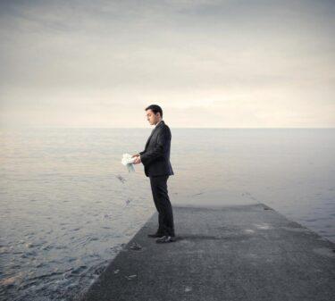 【体験談】投資信託で損する理由とは?損した経験から学ぶ対策方法